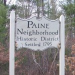 Paine Neighborhood Runoff Remediation Update