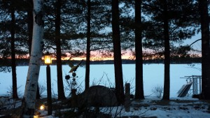 Watchic Lake January 2015