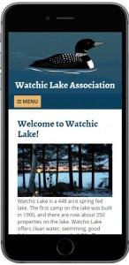 WLA Website iPhone Rectangle
