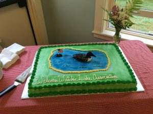 WLA 2016 Annual Meeting Cake