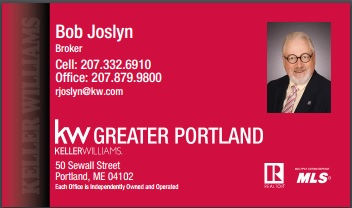 Contact Bob Joslyn at Keller Williams Realty