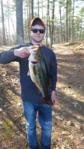 Watchic Lake Bass