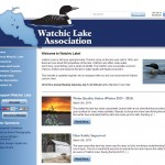 Welcome to the New Watchic Lake Website