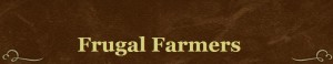 Frugal Farmer Logo