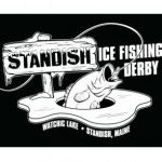 Standish Ice Fishing Derby on Watchic Lake – 2/21/2015