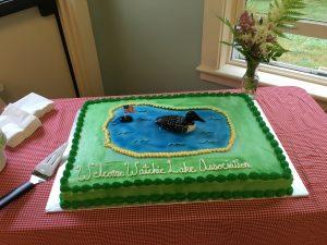 WLA 2016 Annual Meeting Cake