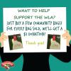 Hannaford Helps the WLA – Again!
